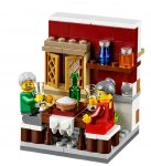 LEGO Creator 40123 Thanksgiving Feast
