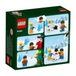 LEGO® 40263 Christmas Town Square