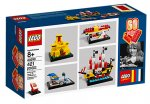 LEGO® 60 Years of the LEGO® Brick 40290
