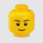 LEGO Iconic Storage Head Large, Boy