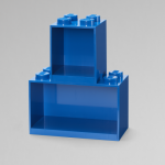 LEGO BRICK SHELF SET
