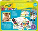 Crayola Mini Kids Målarset med stickers