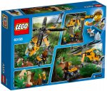 LEGO® City 60158 Djungel – transporthelikopter