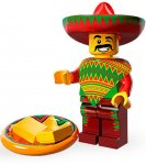 LEGO Movie Minifigur Taco-killen