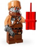 LEGO Movie Minifigur Wiley Fusebot