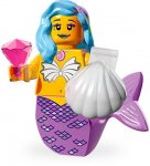 LEGO Movie Minifigur Marsha Queen of Mermaids
