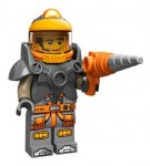 LEGO Minifigur serie 12 Space Miner