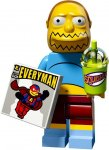 LEGO Minifigur Comic Book Guy