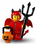 LEGO Minifigur 71013 Little Devil