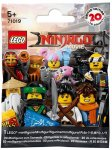 LEGO® Minifigurer 71019 serie Ninjago the Movie