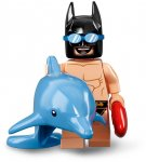 LEGO® Minifigur 71020 Swimming Pool Batman