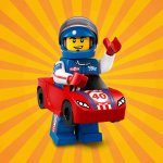LEGO® Minifigur 71021 Race Car Guy