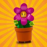 LEGO® Minifigur 71021 Flower Pot Girl