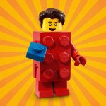 LEGO® Minifigur 71021 Brick Suit Guy