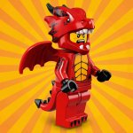 LEGO® Minifigur 71021 Dragon Suit Guy