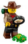 LEGO® Minifigur 71025 Jungle Explorer