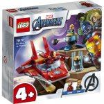 LEGO® Super Heroes 76170 Iron Man mot Thanos
