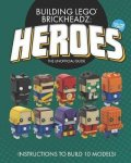 Building LEGO BrickHeadz Heroes - Volume Two