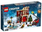 LEGO Creator Winter Village 10263 Fire Station