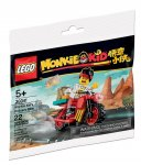 LEGO Monkie Kid 30341 Delivery Bike