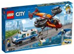 LEGO® City 60209 Luftpolisen och diamantkuppen