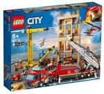 LEGO® City 60216 Brandkåren i centrum