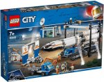 LEGO® City 60229 Rocket Assembly & Transport