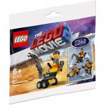 LEGO MOVIE 30529 Minimästarbygget Emmet