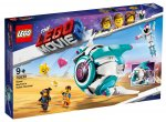 LEGO® MOVIE II 70830 Milda Vildas Systar-skepp!