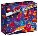 LEGO® MOVIE 70825 Queen Watevra's Build Whatever Box!