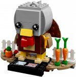 LEGO® BrickHeadz 40273 Thanksgiving Turkey