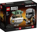 LEGO® BrickHeadz 75317 The Mandalorian & The Child