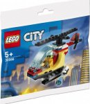 LEGO City 30566 Brandhelikopter
