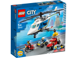 LEGO® City 60243 Polishelikopterjakt