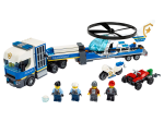 LEGO® City 60244 Polishelikoptertransport