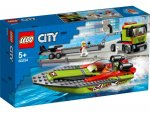 LEGO® City 60254 Racerbåtstransport