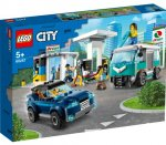 LEGO® City 60257 Bensinstation
