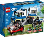 LEGO® City 60276 Polisens fångtransport