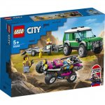 LEGO® City 60288 Transport med racerbuggy