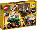LEGO® Creator 31104 Hamburgermonstertruck