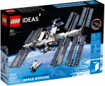 LEGO IDEAS 21321 Internationell rymdstation