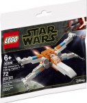 LEGO Star Wars 30386 Poe Damerons X-wing Fighter