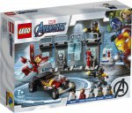 LEGO® Super Heroes 76167 Iron Man Armoury