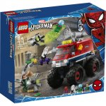 LEGO® Super Heroes 76174 Spider-Mans monstertruck mot Mysterio