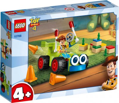 LEGO® Toy Story 10766 Woody & RC