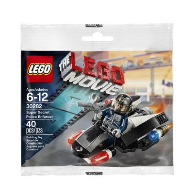 LEGO® MOVIE specialpåse 30282 Super Secret Police