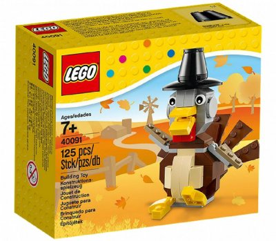 LEGO Creator 40091 Thanksgiving Turkey