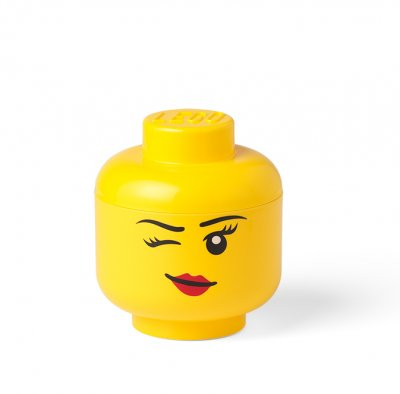LEGO Iconic Storage Head Small, Whinky
