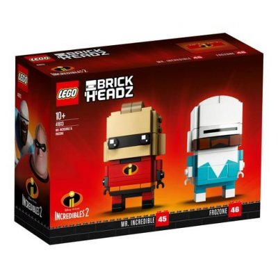 LEGO® BrickHeadz 41613 Mr. Incredible & Frozone