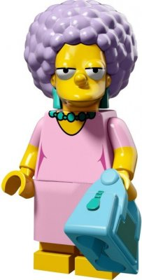 LEGO Minifigur Patty